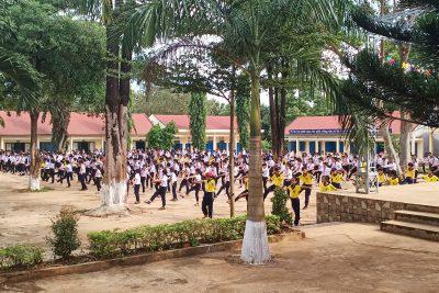 Trường THCS Phan Đình Phùng chặng đường 20 năm phát triển 1998-2018