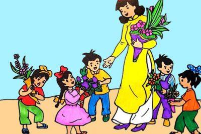 Các hoạt động chào mừng ngày nhà giáo Việt Nam 20-11-2019